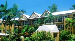 Cairns Accommodation -Cairns Queenslander Hotel and Apartments
