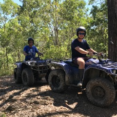 Cairns Rainforest Quad Tour