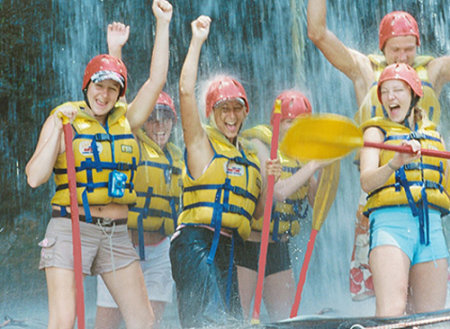 Cairns Rapids Kayaking & White Water Rafting