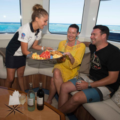 Cairns Reef Tours - Private Valet Service in Admirals Club Lounge