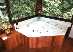 Cairns Eco Retreats and Rainforest Accommodation for couples