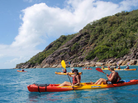 Cairns Sea Kayaking