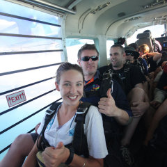 Cairns Skydive tours