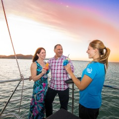 Cairns Sunset Dinner Cruise