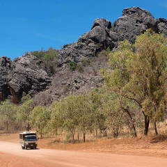 Cairns to Chillagoe 4WD tour - Outback Queensland Australia