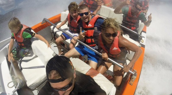 Cairns Trinity Inlet Jet Boat Tours