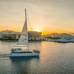 Cairns Tropical North Queensland Sunset Dinner Cruise