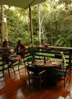 Call into a local restaurant for some home cooked meals on the Atherton Tablelands