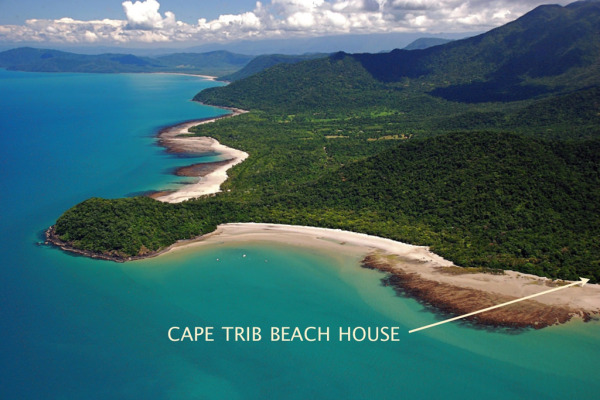 Cape Trib Beah House | Rainforest Cabin Style Accommodation