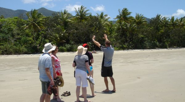 Visit Cape Tribulation Beach | Small Group Private Charter