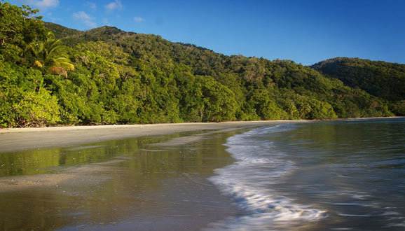 Cape Tribulation beaches