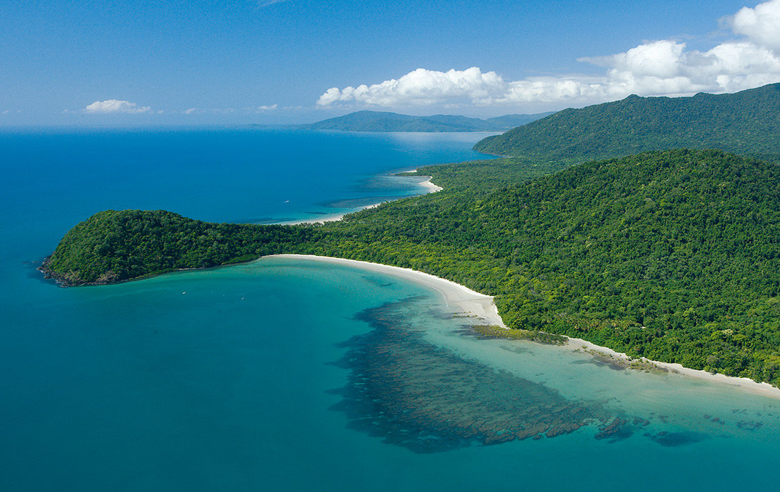 Great Barrier Tours From Cairns