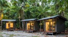 Cape Tribulation Safari Lodge | Safari Hut Accommodation in the Daintree