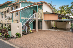 Carpark | Trinity Beach privately managed holiday apartments