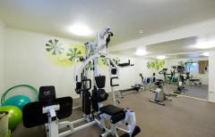 Castaways Gym Facilities - Castaways Resort Mission Beach