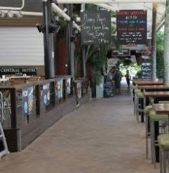 Central Hotel Pub Port Douglas North Queensland