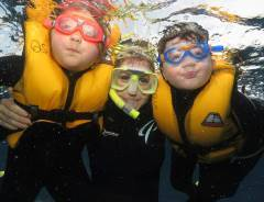 Children Will Love Learning To Snorkel And Explore The Great Barrier Reef | Day Trips Leaving From Port Douglas