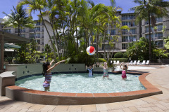 Children's Pool - Novotel Cairns Oasis Resort located in the heart of Cairns