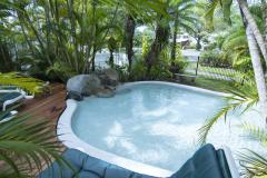 Children's Pool at Beach Terraces Holiday Apartments Port Douglas