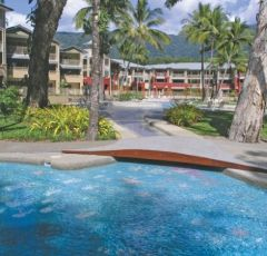 Great for Families - Childrens Pool at Amphora Street Private Holiday Apartments Palm Cove