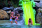 Children's Crocodile Waterslide - Great Family Resort