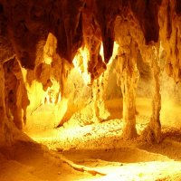Chillagoe Caves outback Cairns