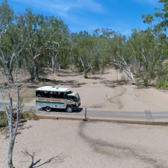 Chillagoe Caves outback tour from Cairns
