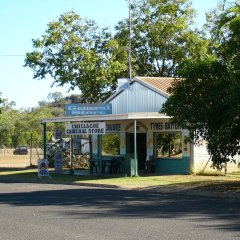 Chillagoe general store