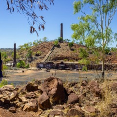 Chillagoe smelters - outback Queensland Cairns