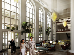 Classic elegance at the Pullman Cairns International Hotel