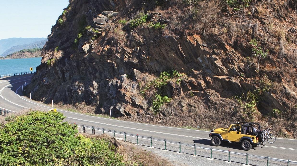 Cairns Car Rentals; Coastal Drives In A Car Rental