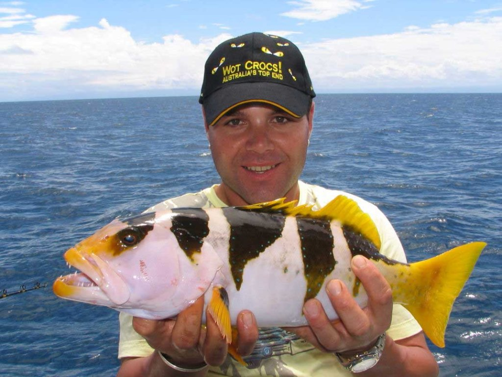 Reef Fishing Charters Port Douglas - Great Barrier Reef - Shared or