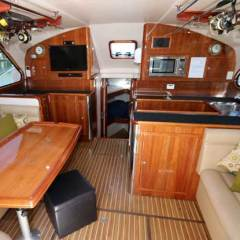 Charter Boat Port Douglas | Comfortable Interiors | Port Douglas Snorkel Tours | Fishing Tours