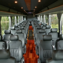 Comfortable Seating | Cairns Group Tours