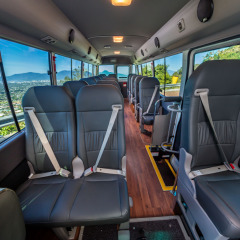Comfortable Seating | Large Fleet Of Vehicles To Suit All Group Size