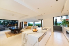 Complete with Gourmet kitchen facilities and stunning views - Port Douglas luxury holiday home