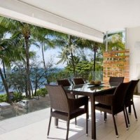 Condominium Balcony with Ocean Views