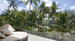 Condominium Balcony with stunning Views over Palm Cove Beach