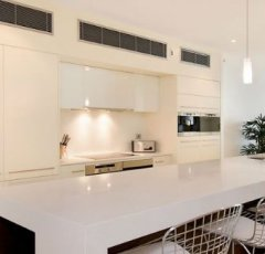 Condominium Kitchen - Drift Apartments Palm Cove