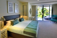 Condominium Master Bedroom - Drift Apartments Palm Cove