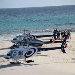 Conference Groups | Wedding Groups | Great Barrier Reef Helicopter Charters | Sand Cay