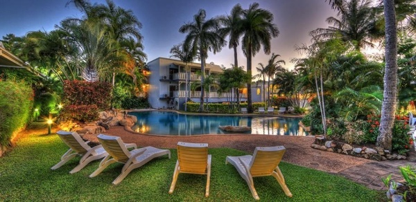 Cooktown accommodation | Relax by the pool | Great Accommodation Deals