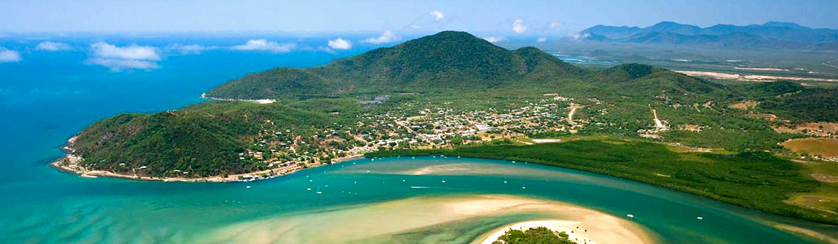 Cooktown from a Birds-eye View