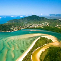 Cooktown from the Air - 3 Day Cooktown 4WD Tour