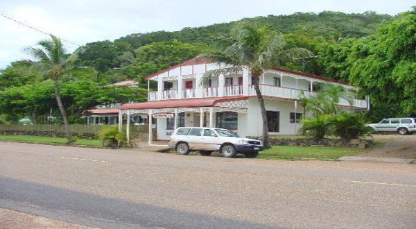 Cooktown Hotel Motel Accommodation | Seaview Motel Cooktown