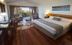 Port Douglas Accommodation Eco Resort - Coral Sea Bungalow at Thala Beach Lodge