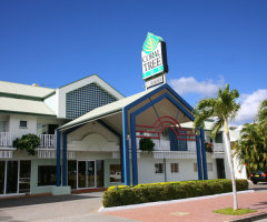 Coral Tree Inn Cairns - Cairns Hotel Accommodation