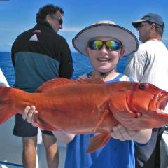 Greta Barrier Reef Private Fishing Charter | Coral Trout