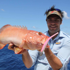 Coral Trout Cairns Fishing Charter