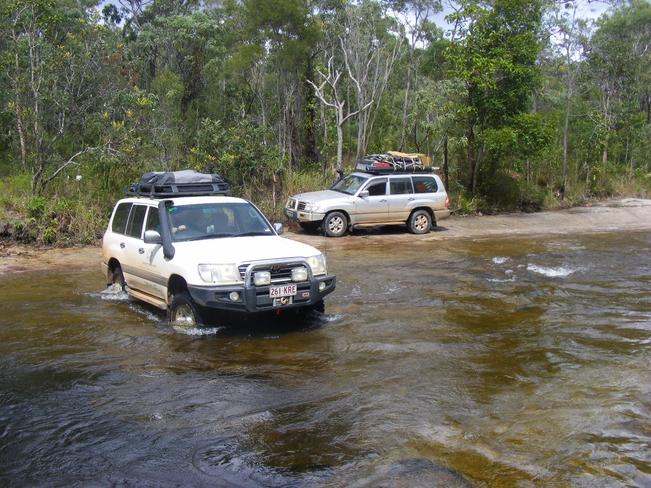 Cape York 8 Day Cairns To Cape York 4wd Discovery Tour Queensland